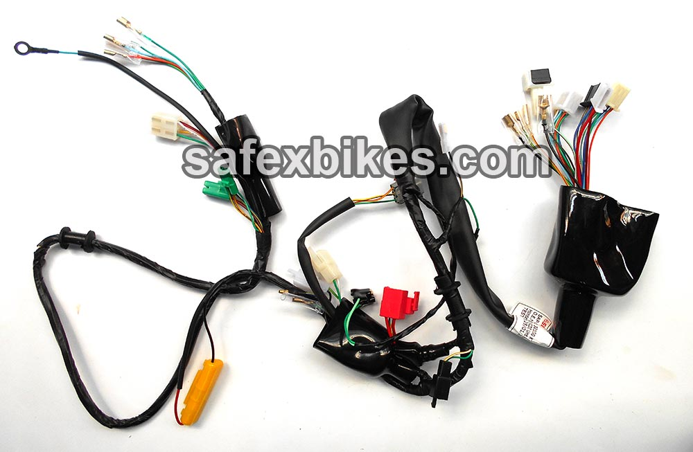 WIRING HARNESS SHINE NM ES (CDI UNIT FOUR PIN+TWO PIN SOCKET ...