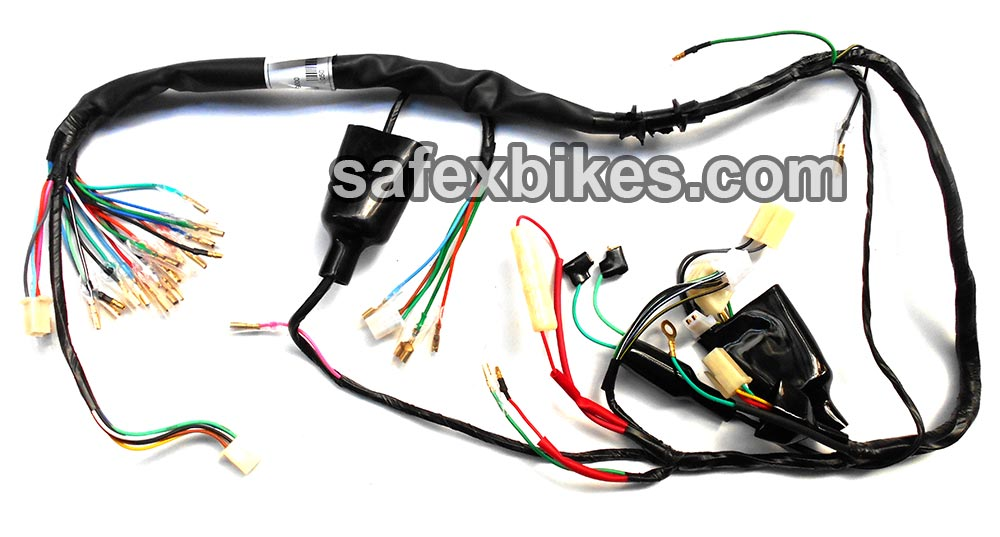 0209K wiring harness cd dawn ks swiss motorcycle parts for hero honda swiss wiring harness price list at bakdesigns.co