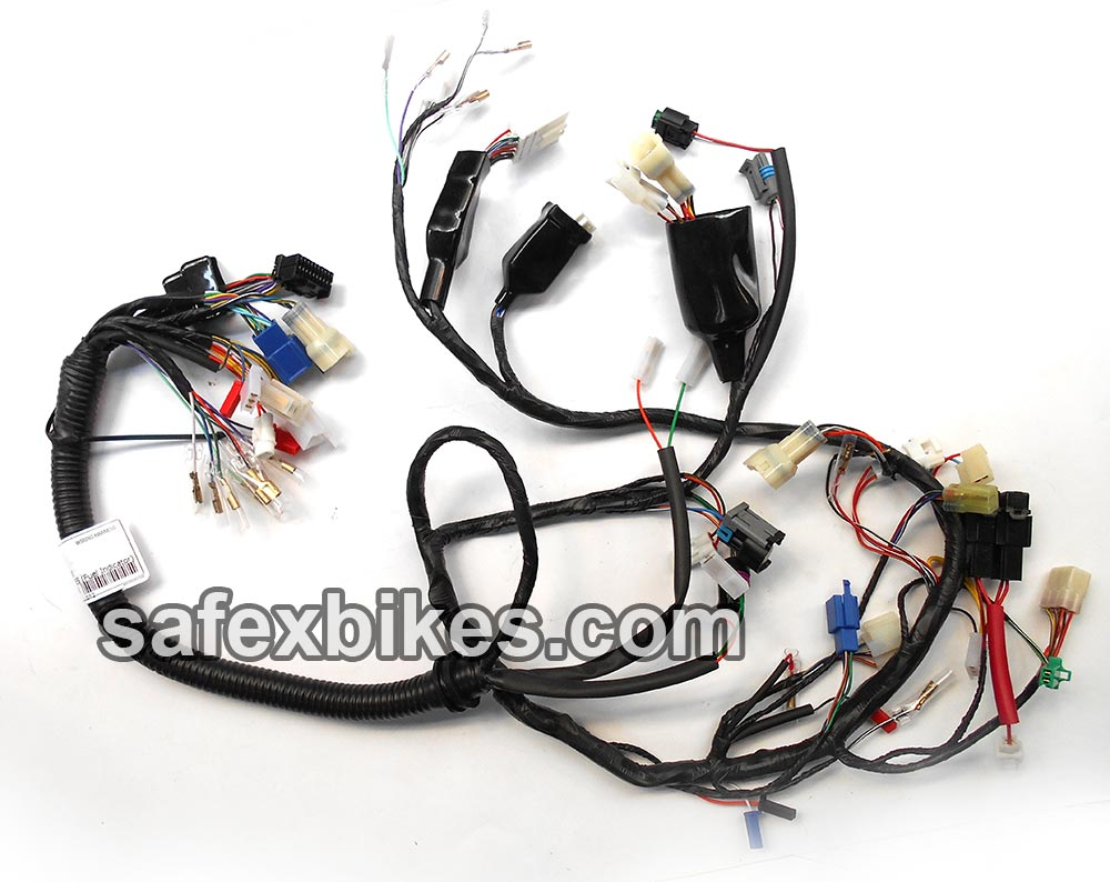 wiring harness apache rtr160 cc fi es(fuel indicator)swiss, Wiring diagram