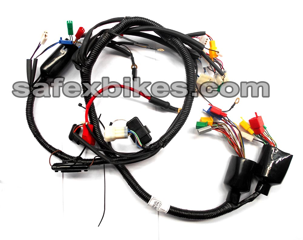 bajaj discover dtsi 100es wiring harness discover dtsi 100cc es (alloy wheel model) swiss bajaj discover 135 wiring diagram pdf at gsmx.co